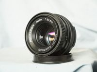 M42 Pentacon 50mm F1.8 Prime Standard Lens -Great Bokeh-Easy to Convert to Digi